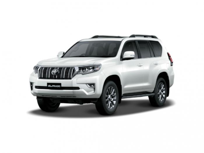 Large SUV2 - Toyota Land Cruiser
